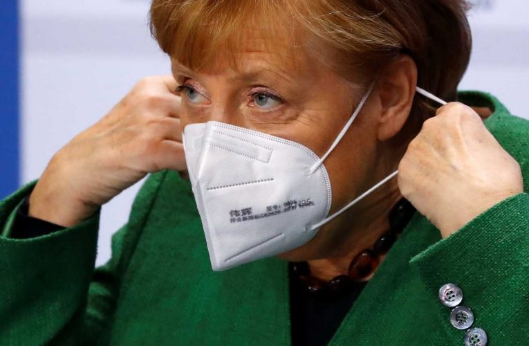 Merkel appeals to Germans to stay home for Easter to stem pandemic third wave