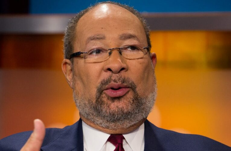 Dick Parsons, one of America's first Black CEOs, says Georgia's 'bone-headed' new voting law is a 'bald-faced' attempt to suppress Black voters