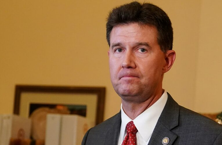 Alabama Secretary of State John Merrill admits extramarital affair, says he won't seek office in 2022