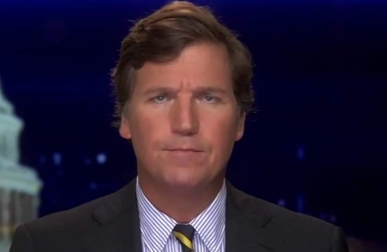 Tucker Carlson on NBC anchor Lester Holt's 'grotesque' idea of media fairness