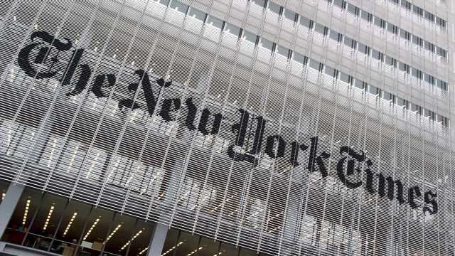 New York Times skips '60 Minutes' controversy: 'Journalism protects its own'