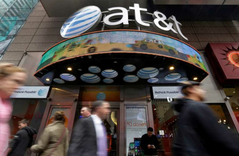 AT&T signing $43B deal to combine media business with Discovery