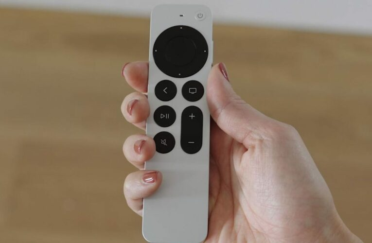 AirTag tech to help find your lost Apple TV remote? Don't get your hopes up. Here's why.