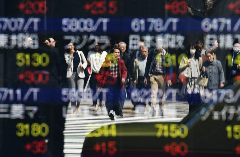 Asia-Pacific markets set for cautious start after U.S. stocks decline overnight