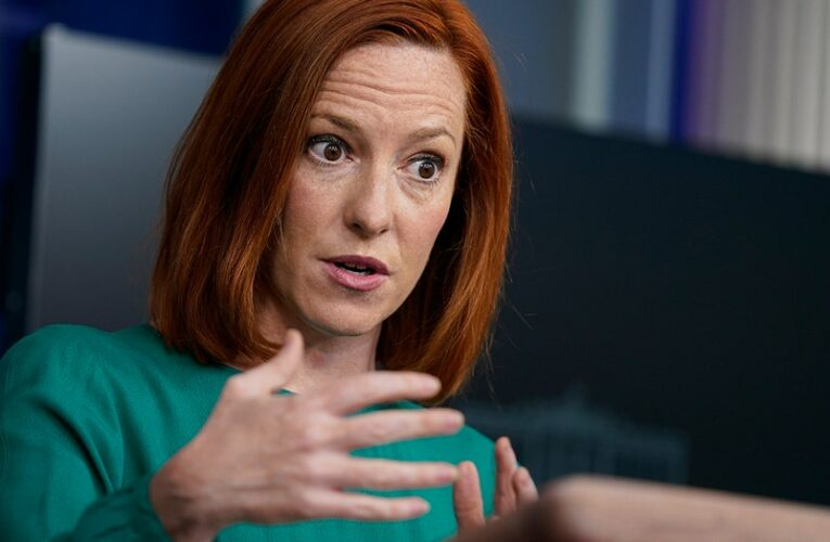 CNN gives Psaki a pass after admitting WH urges Biden not to take questions from reporters