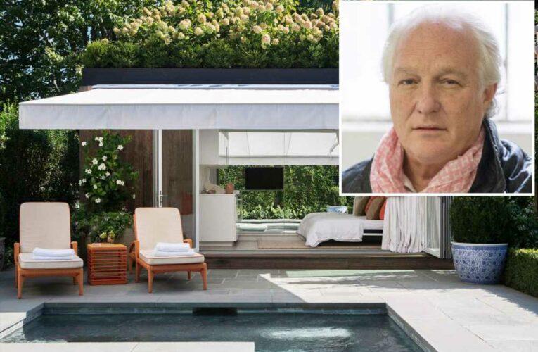 Cox media family wins Chris Burch's Hamptons estate in  bidding war