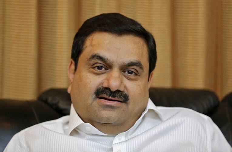 Gautam Adani is Asia's second richest person after Mukesh Ambani