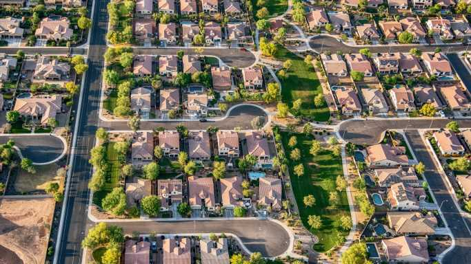Home Prices Soared 20% in This City