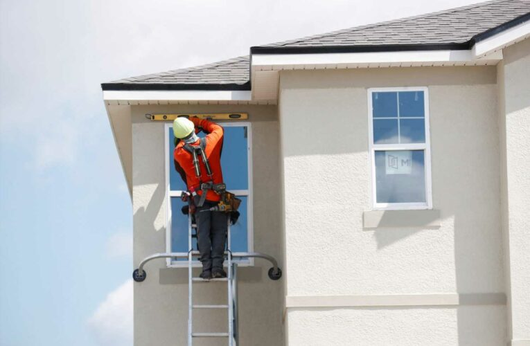 Home construction sees biggest drop since pandemic hit. Here's why