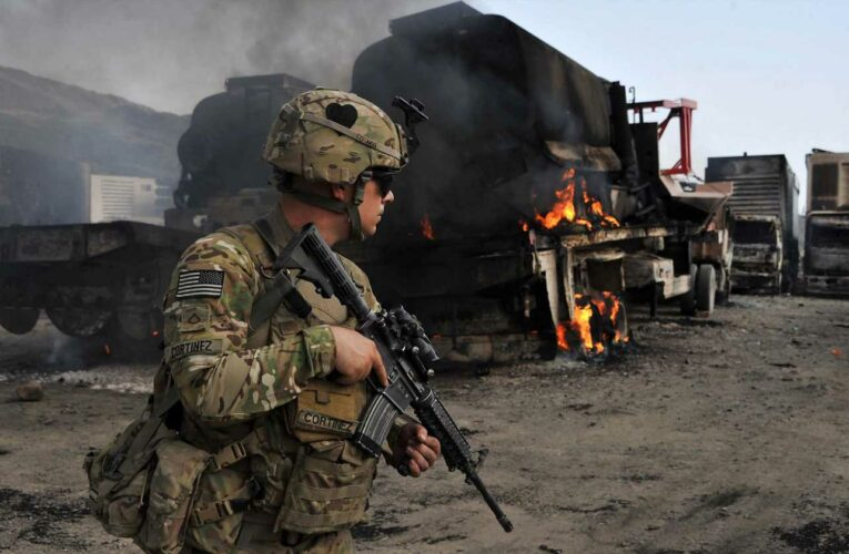 Lessons learned on the plains of Afghanistan: Sen. Dick Durbin