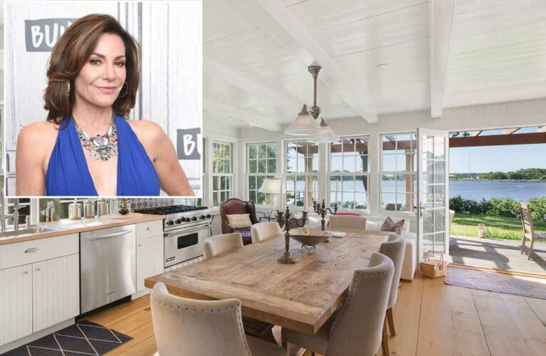 Luann de Lesseps is renting out her Sag Harbor home for the summer