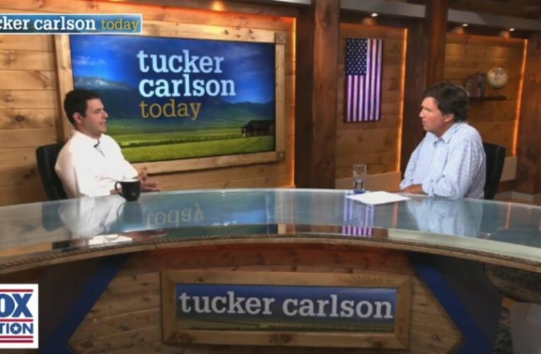 NY Post editor Sohrab Ahmari exposes the 'failings' of the establishment on 'Tucker Carlson Today'