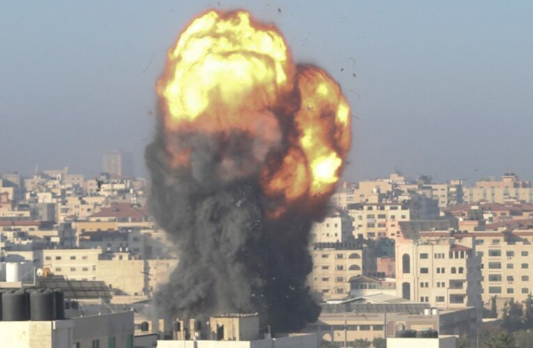 Nancy Pelosi calls for cease-fire in Israel-Palestinian conflict, raising pressure on Biden