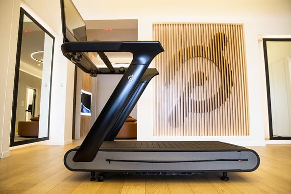 Peloton shares rise as treadmill recall impact not as bad as feared