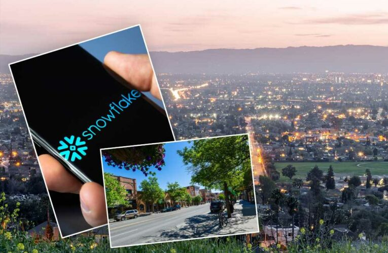 Snowflake becomes latest tech company to leave Silicon Valley