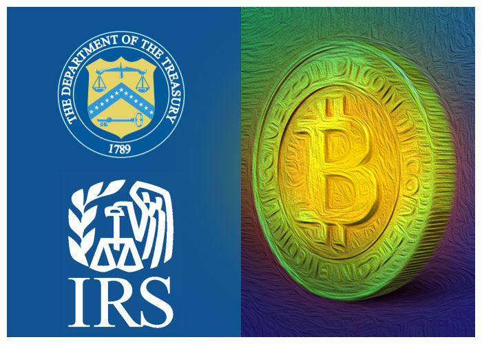 U.S. Treasury Proposes Crypto Transactions Above $10K Be Reported To IRS