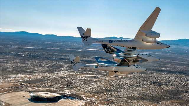 Virgin Galactic reveals new flight date after setback