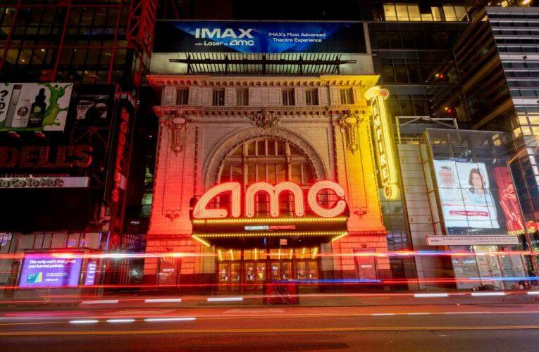 AMC stock surges as it raises $230 million, pledges to 'go on offense'