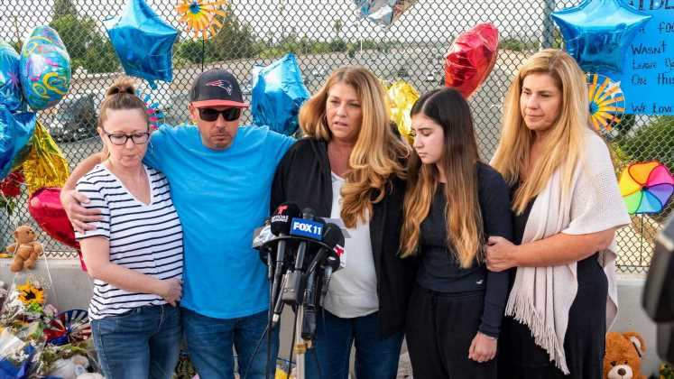 Aiden Leos case: Reward grows to $450K in suspected road-rage killing of California boy; suspects' vehicle identified