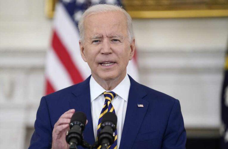 Biden Touts 300 Million Vaccines in 150 Days