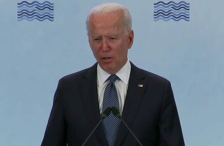 Biden open to Vladimir Putin proposal on swapping cybercriminals