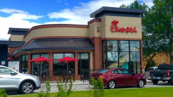 Chick-fil-A Is America's Favorite Restaurant