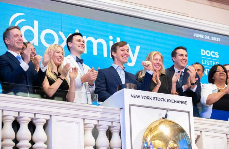 Doximity surges 69% in NYSE debut after IPO values health-tech company at $4.6 billion