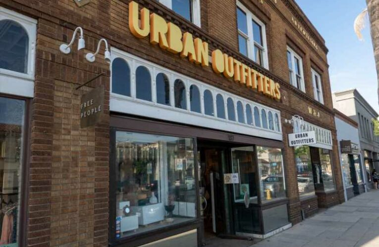 Express, Urban Outfitters reportedly open websites to third-party sellers, hoping to win new shoppers
