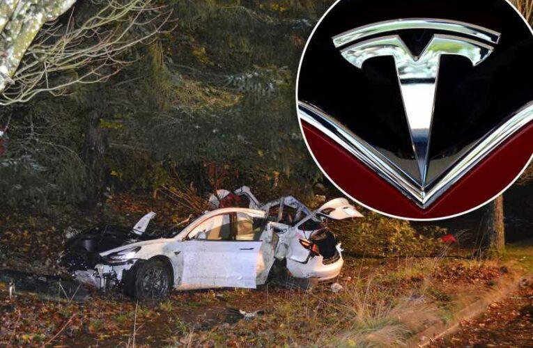 Feds have opened investigations into 10 Tesla crash deaths since 2016