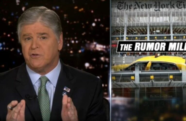 Hannity blames mistrust in US news on the liberal media