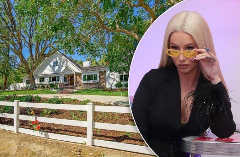 Inside LA home whereIggy Azalea, neighbor are feuding over renovations