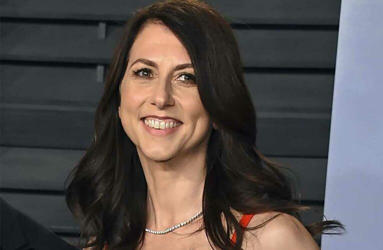 MacKenzie Scott donates $2.7 billion to 286 organizations
