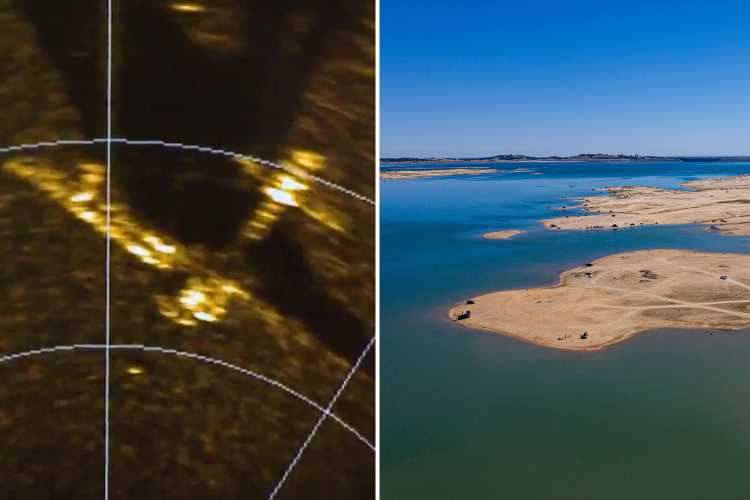 Mystery of 1965 Folsom Lake plane crash solved? Eerie underwater wreck found using drones and sonar