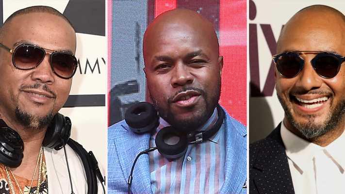 Timbaland, Swizz Beatz, D-Nice to be honored for Verzuz, Club Quarantine celebrating music amid COVID
