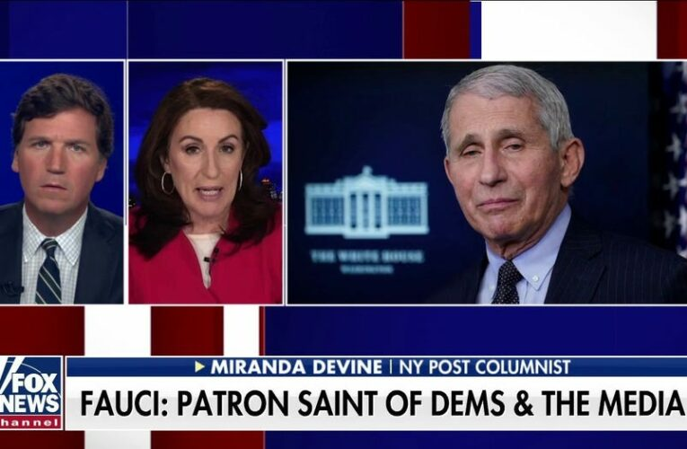 Tucker blasts media's friendly Fauci interviews: 'Enough of this nonsense, answer the freaking question'