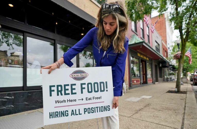 US added 559,000 jobs in May as companies scrambled to hire new workers