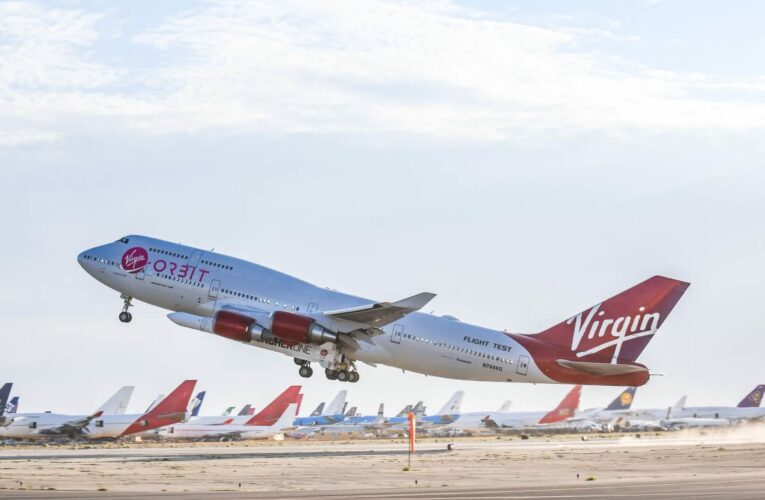 Virgin Orbit to double launch rate next year, CEO says: 'We can turn any airport into a spaceport'