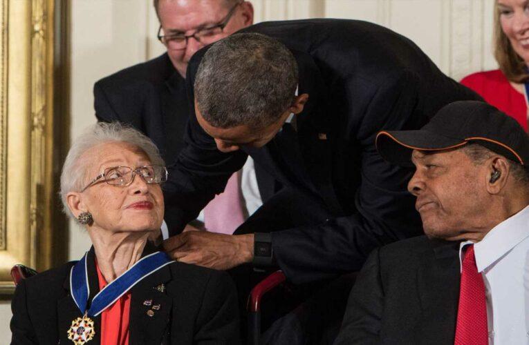 Virginia school named for Confederate soldier renamed to honor Black NASA pioneer Katherine Johnson