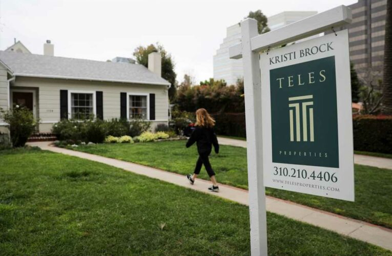 Weekly mortgage refinance demand jumps as some fear end of super-low rates is near