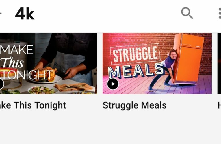 YouTube TV: Download videos and stream in 4K with new 4K TV Plus feature, but it will cost you