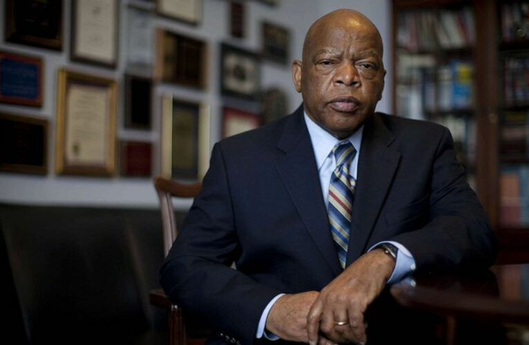 1 year after death of John Lewis, voting rights remain key issue