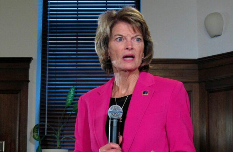 Alaska GOP leaders endorse challenger to US Sen. Murkowski