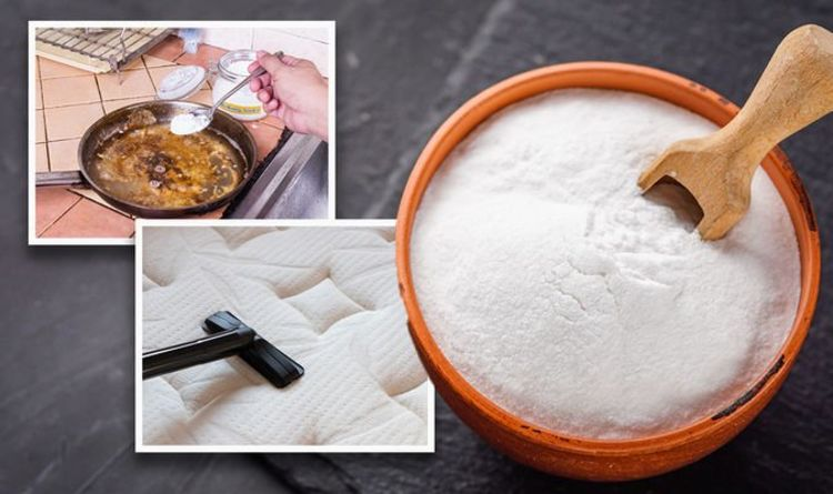 Baking soda cleaning hacks: 5 baking soda tips you NEED for your cleaning routine