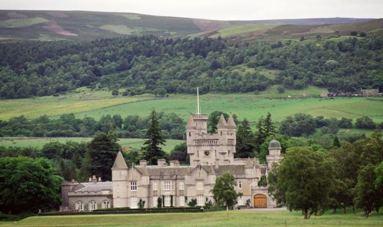 Balmoral: Inside the Queen's summer home as she heads off on holiday