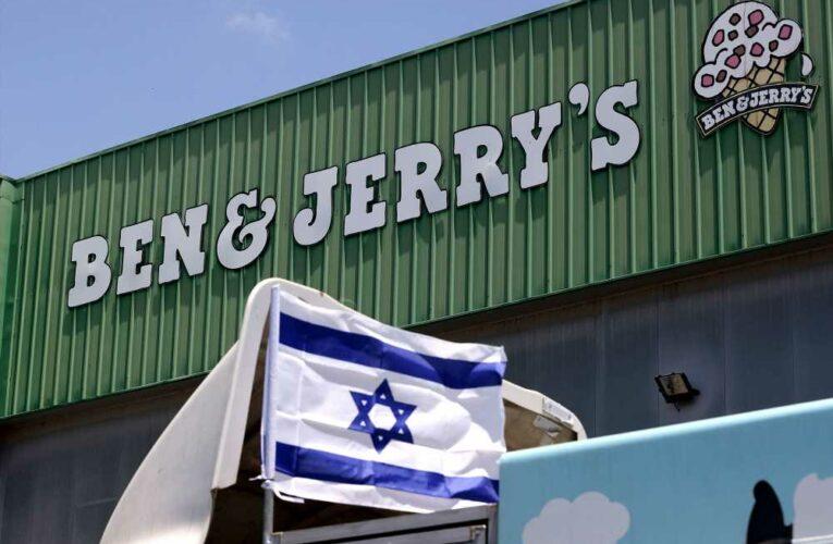 Ben & Jerry's founders say, 'We're proud Jews,' defend West Bank sales ban