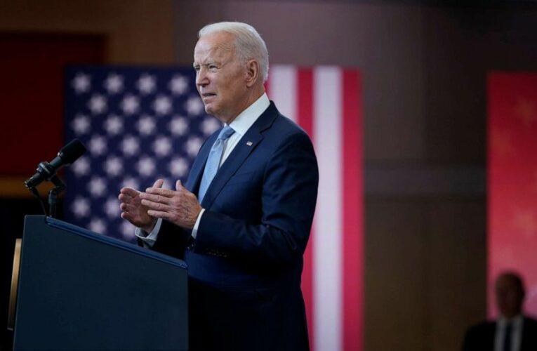 Biden blasts GOP voting restrictions push: 'The big lie is just that — a big lie!'