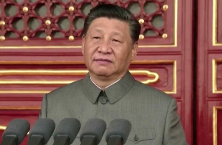 China expands influence as it warns nations of 'broken heads' if they intervene