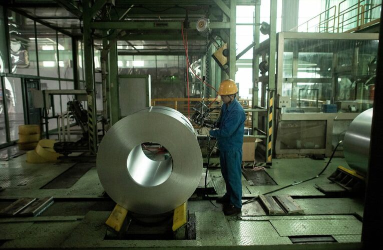 China launches new anti-dumping probe into steel products from Japan, South Korea and EU