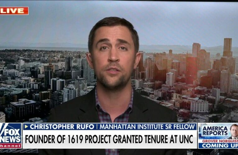 Christopher Rufo says he's outmaneuvering 'hostile media' on critical race theory: Most people 'on our side'