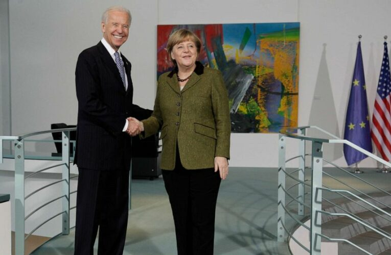 German Chancellor Angela Merkel to visit White House before she leaves office